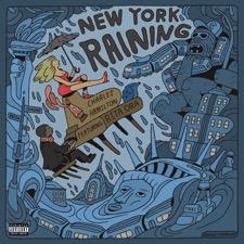 New York Raining artwork