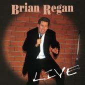 Cover to Brian Regan's Brian Regan Live