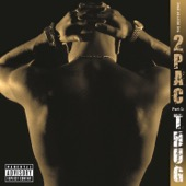 2Pac - The Best of 2Pac, Pt. 1: Thug  artwork