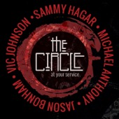 Sammy Hagar & The Circle - At Your Service (Live)  artwork