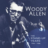 Cover to Woody Allen's The Stand-Up Years