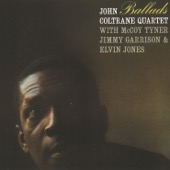 John Coltrane Quartet - Ballads  artwork