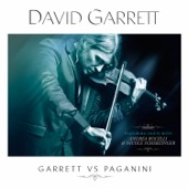 David Garrett - Garrett Vs. Paganini  artwork