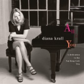 Diana Krall - All For You: A Dedication To the Nat King Cole Trio  artwork