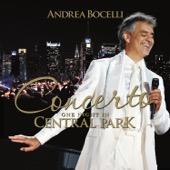 Andrea Bocelli, Ana Maria Martinez & Alan Gilbert - Time to Say Goodbye (Con te partirò) [Live at Central Park, 2011] artwork