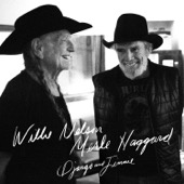 Willie Nelson & Merle Haggard - Django and Jimmie  artwork
