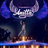 Anitta - Cobertor (Participação Especial de Projota) [Ao Vivo]  arte
