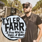 Tyler Farr - A Guy Walks Into a Bar  artwork