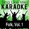 Folk, Vol. 1 (Karaoke Version)