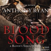 Anthony Ryan - Blood Song: Raven's Shadow, Book 1 (Unabridged)  artwork