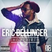 Eric Bellinger - The Rebirth  artwork