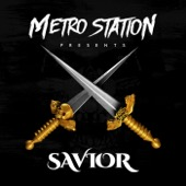 Metro Station - Savior  artwork