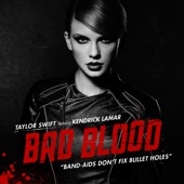 Taylor Swift - Bad Blood (feat. Kendrick Lamar)  arte