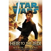 Kevin Hearne - Heir to the Jedi: Star Wars (Unabridged)  artwork