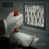 Muse - Drones  artwork