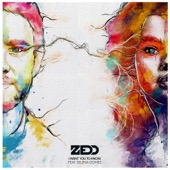 Zedd - I Want You To Know (feat. Selena Gomez) illustration