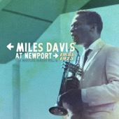 Miles Davis - Miles Davis at Newport: 1955-1975: The Bootleg Series, Vol. 4  artwork