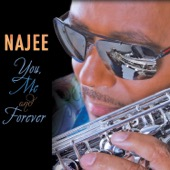 Najee - You, Me and Forever  artwork