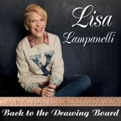 Cover to Lisa Lampanelli's Back To the Drawing Board