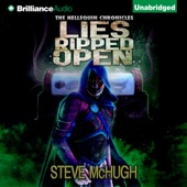 Steve McHugh - Lies Ripped Open: Hellequin Chronicles, Book 5 (Unabridged)  artwork