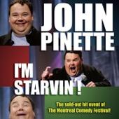 Cover to John Pinette's I'm Starvin'