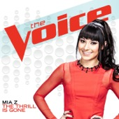 The Thrill Is Gone (The Voice Performance) - Mia Z