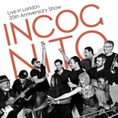 Incognito - Live In London - 35th Anniversary Show  artwork