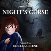 Justin Sloan - Night's Curse: A Short Story (Unabridged)  artwork