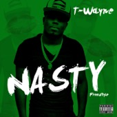 T-Wayne - Nasty Freestyle  artwork