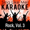 Rock, Vol. 3 (Karaoke Version)