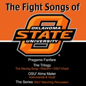 Oklahoma State University Cowboy Marching Band - The Fight Songs of Oklahoma State University - EP  artwork