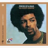 Gil Scott-Heron - Pieces of a Man  artwork