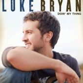 Luke Bryan - Doin' My Thing  artwork
