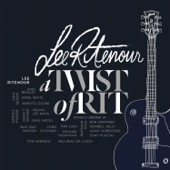 Lee Ritenour - A Twist of Rit  artwork