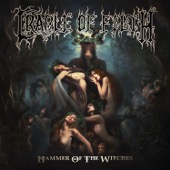 Cradle of Filth - Hammer of the Witches  artwork