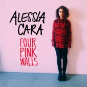 Alessia Cara - Four Pink Walls - EP  artwork