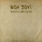 Bon Jovi - Burning Bridges  artwork