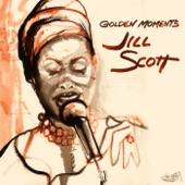 Jill Scott - Golden Moments  artwork