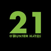 Hunter Hayes - 21  artwork