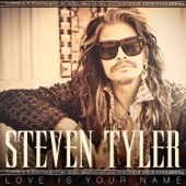 Steven Tyler - Love Is Your Name  artwork