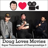 Cover to Doug Benson's Doug Loves Movies: Super Tournament of Championships 3