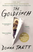 Donna Tartt - The Goldfinch artwork