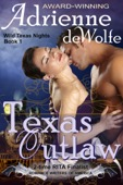 Adrienne deWolfe - Texas Outlaw (Wild Texas Nights, Book 1)  artwork