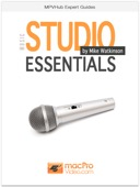 Mike Watkinson - Music Studio Essentials  artwork
