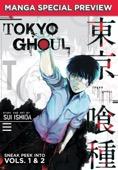 Sui Ishida - Tokyo Ghoul Manga Special Preview, Vol. 1  artwork