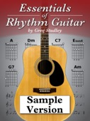 Greg Studley - Essentials of Rhythm Guitar  artwork