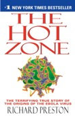 Richard Preston - The Hot Zone  artwork