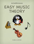 Carla Louro - Easy Music Theory  artwork