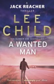 Lee Child - A Wanted Man artwork
