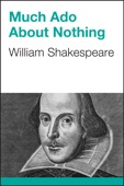 William Shakespeare - Much Ado About Nothing  artwork